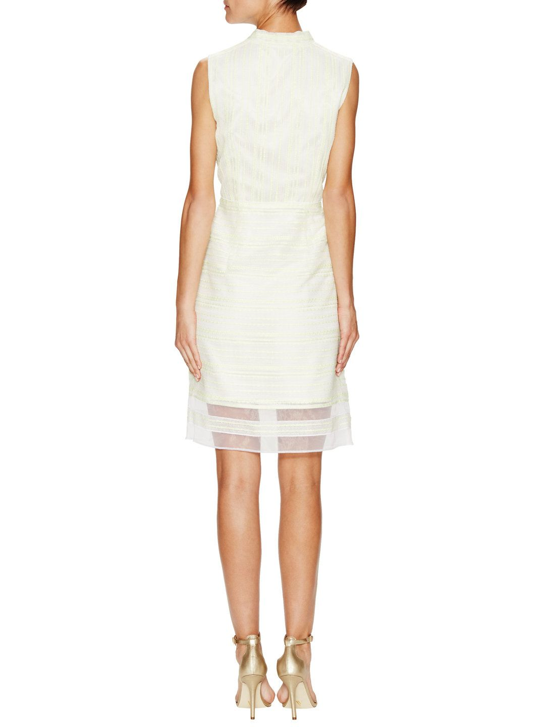 Sully Stripe Dress by T TAHARI at Gilt | Mother of the Bride Dresses ...