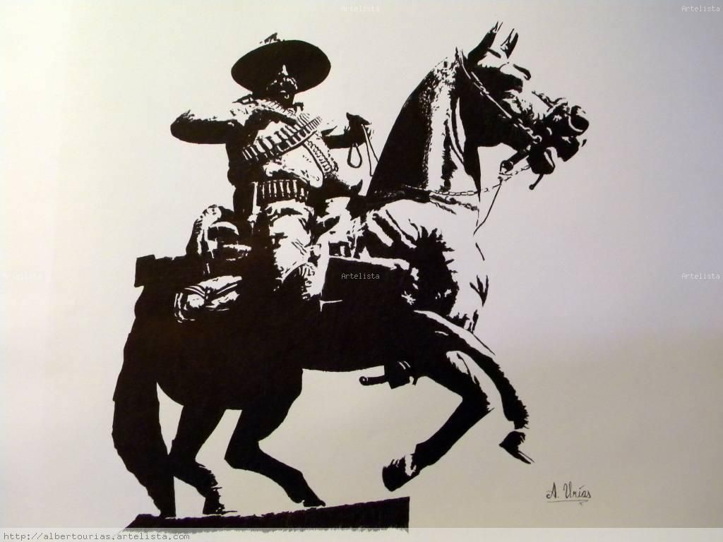 top ideas about art limited edition prints pancho villa graphics home > artworks > drawing ink > alberto urias >
