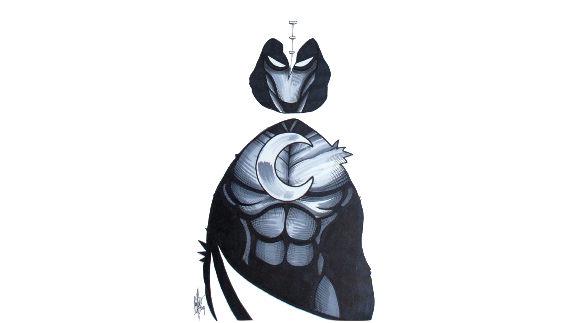 Moon Knight 1980x1080 Moon Knight Marvel Moon Knight Knight