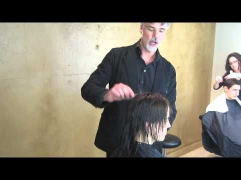 Stunning Long Hair to Short Makeover 94c983bc736