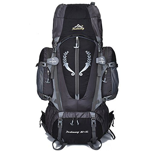 I just used this last weekend  Fencher 85L internal Frame backpack with rain cover for Men and women, Outdoor bag for Camping Hiking Traveling pack follow this link click here http://bridgerguide.com/fencher-85l-internal-frame-backpack-with-rain-cover-for-men-and-women-outdoor-bag-for-camping-hiking-traveling-pack/ for much more detail about it. Thanks and please repin if you like it. :)