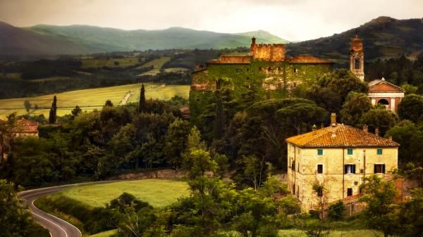 Design Your Landscape Artists Of America Italian Landscape