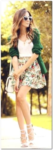 43 Trendy Spring Outfits Ideas For Women