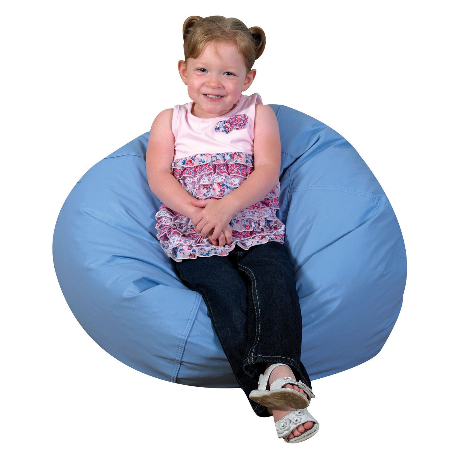 Tremendous Childrens Factory Round Bean Bag Almond In 2019 Products Alphanode Cool Chair Designs And Ideas Alphanodeonline