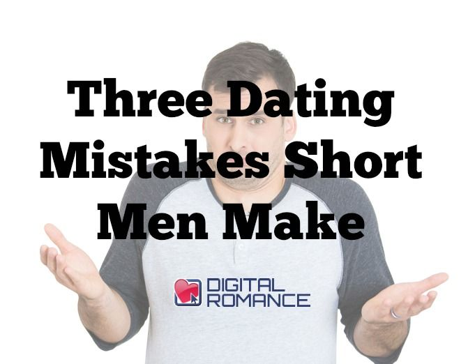 Short men dating problems