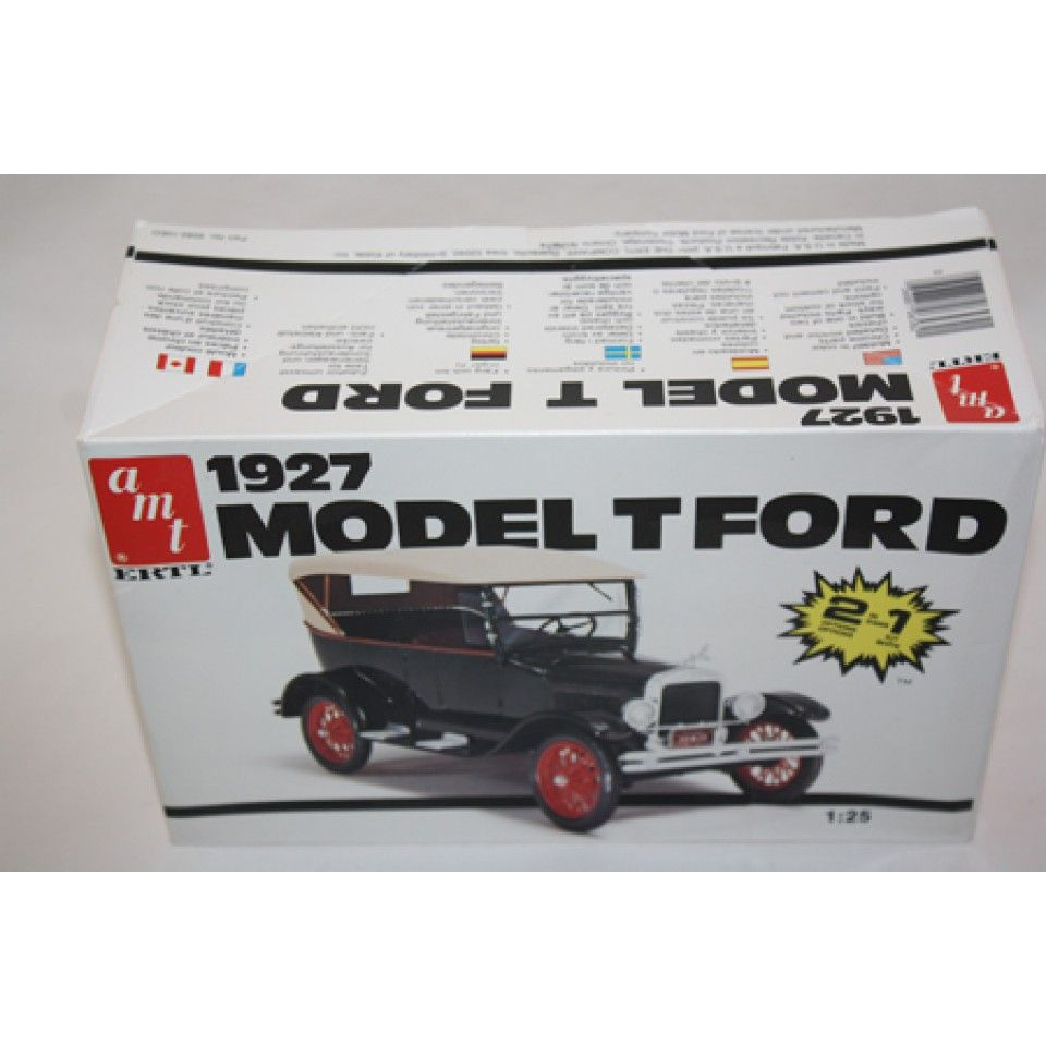 ford model car kits