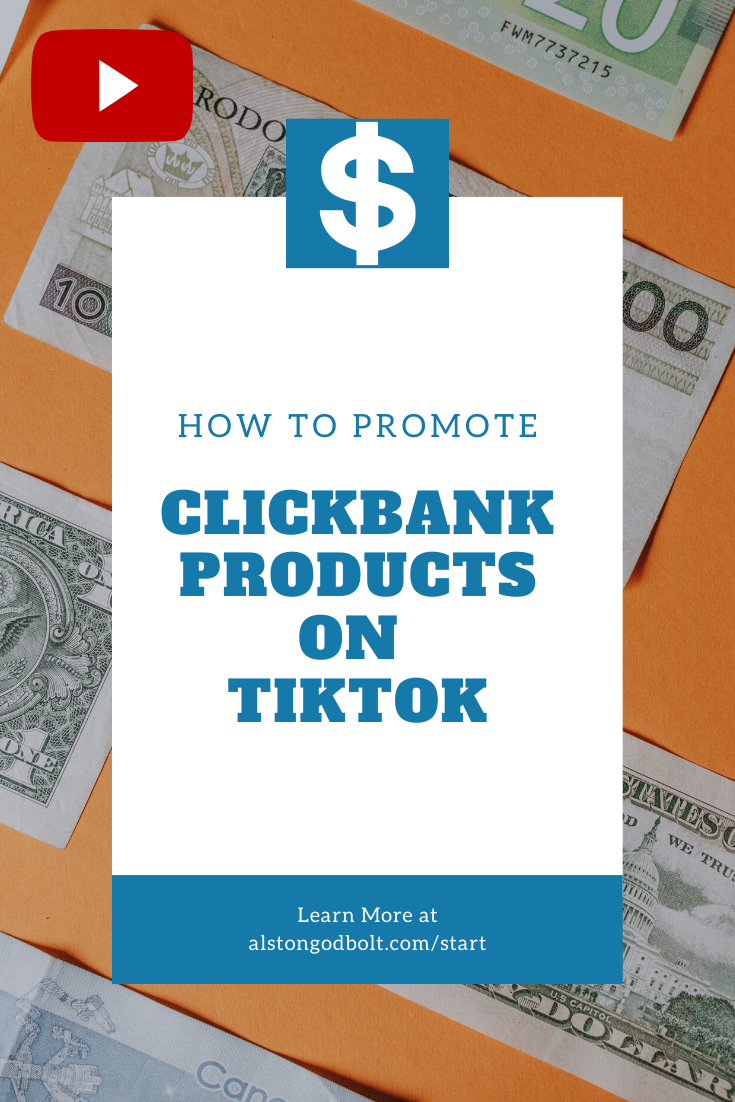Affiliate Marketing For Beginners How To Promote Clickbank Products On Tik Tok Affiliate Marketing Programs Affiliate Marketing Online Business