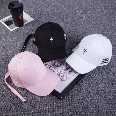 Korean Style Snapback Hats Unisex Hip-Hop Adjustable Peaked Hat Baseball Cap New