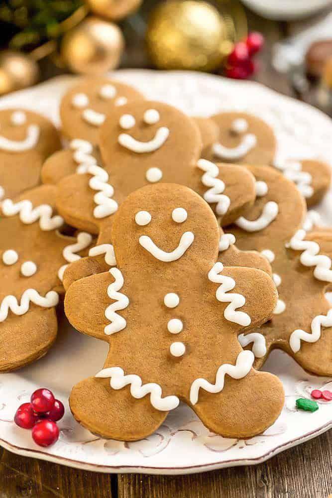 Имбирное печенье при диете