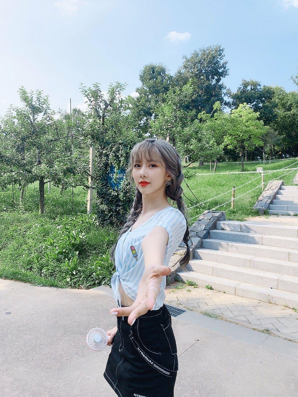Yoohyeon S 2002 Cover In 2020 Dream Catcher Kpop Girls My Girl