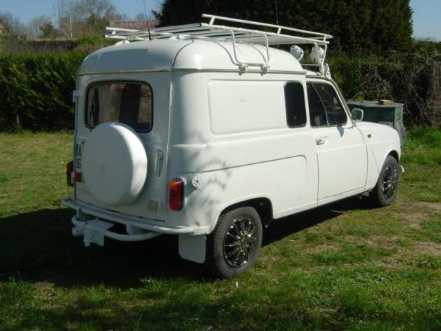 renault 4l f4 renoleta pinterest 4x4 and cars. Black Bedroom Furniture Sets. Home Design Ideas