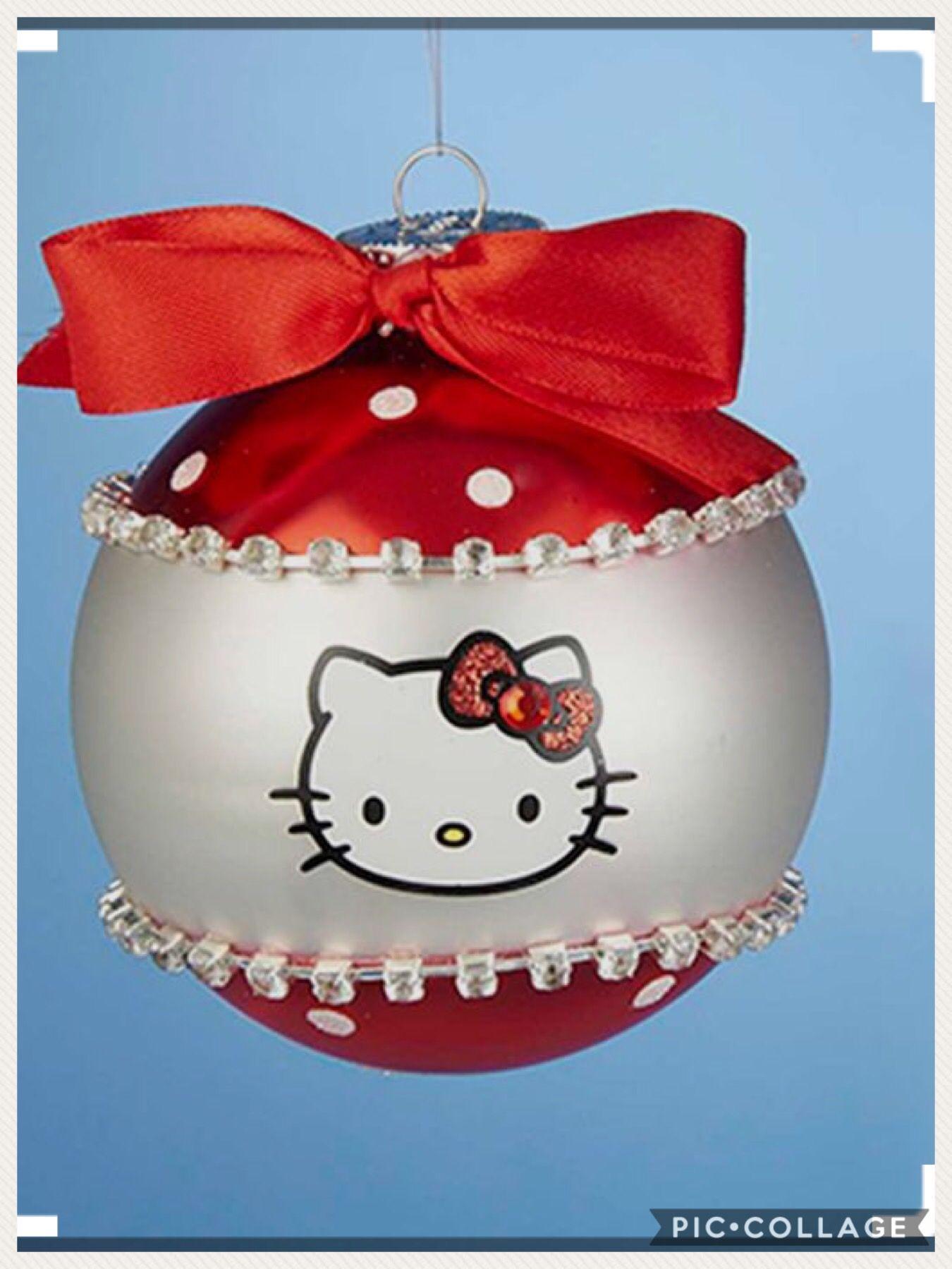 Image by Kitty Mireles on hello Kitty Glass ball