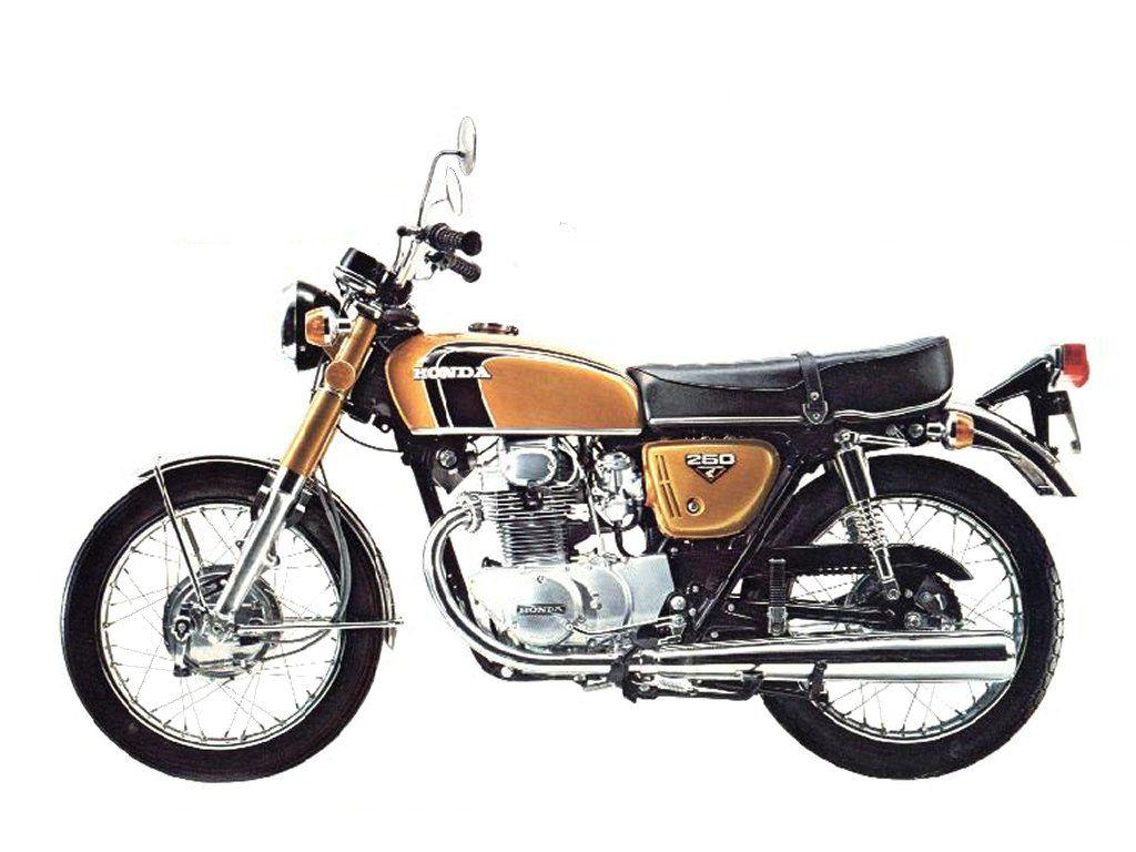 Honda Cb 250ss 1973 Honda Cb250 Honda Honda Cb