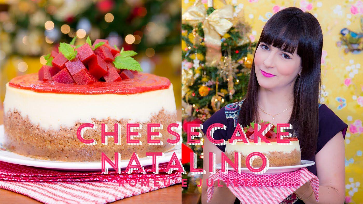 Não pode faltar Cheesecake em casa no final do ano, já virou tradição entre a…