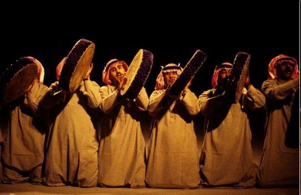 bedouin dancers |     dance of bedouin people but also and