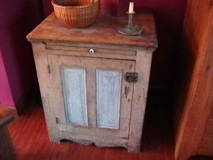 Late 1800 S Early 1900 S Kitchen Work Cabinet Collectors Weekly Primitive Kitchen Antique Furniture The Good Old Days