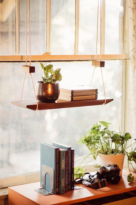 Modern Hanging Shelf In 2020