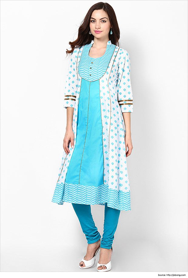 Top simple yet stylish neck designs for kurtis me