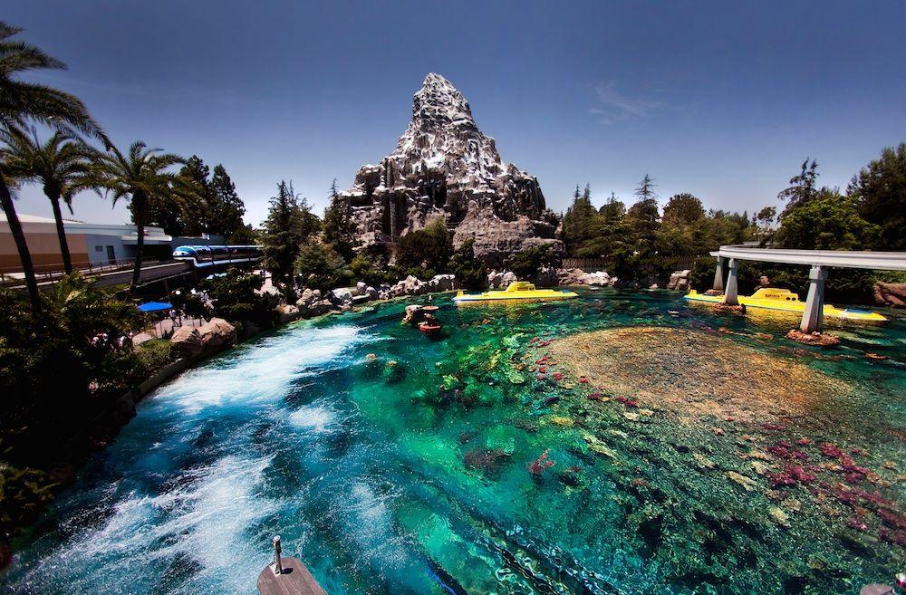 Inside The Mountainous Upgrades To Disneyland S Matterhorn Bobsleds