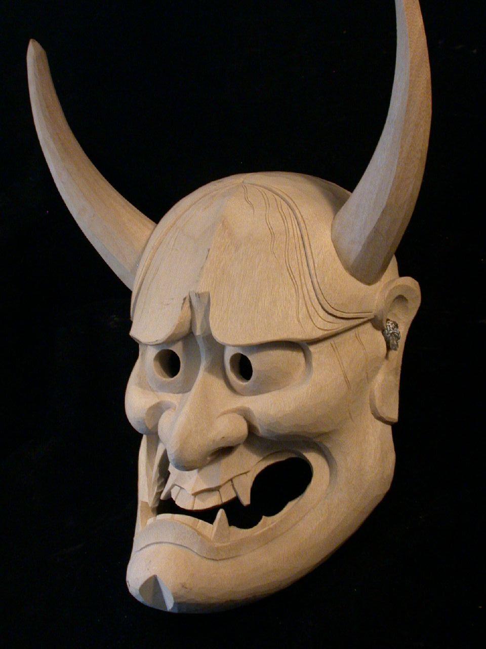 Japanese no mask 450