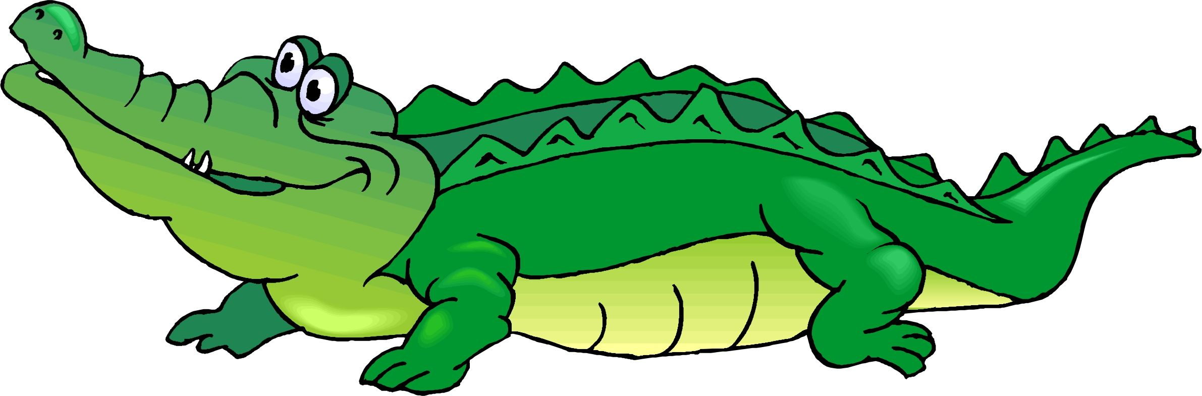gator clip art use these free images for your websites art rh pinterest co uk Free Alligator Clip Art for Teachers Free Border Clip Art Alligator