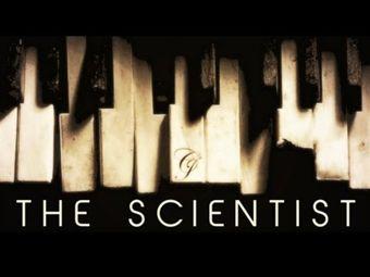 скачать песню the scientist coldplay
