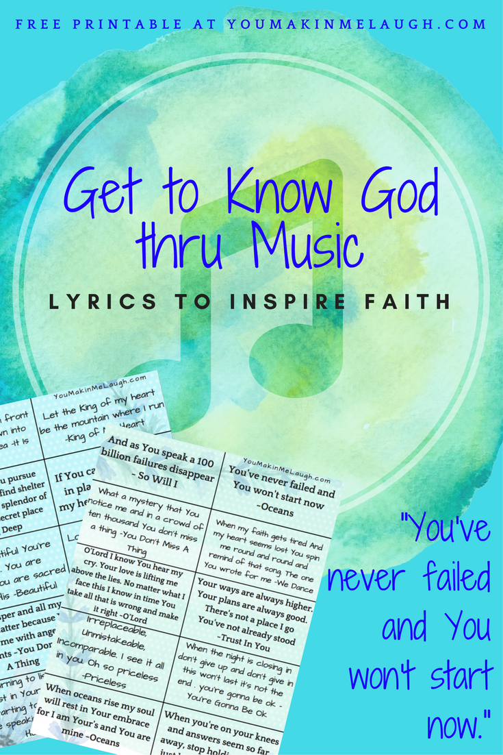 Faith hillsong lyrics