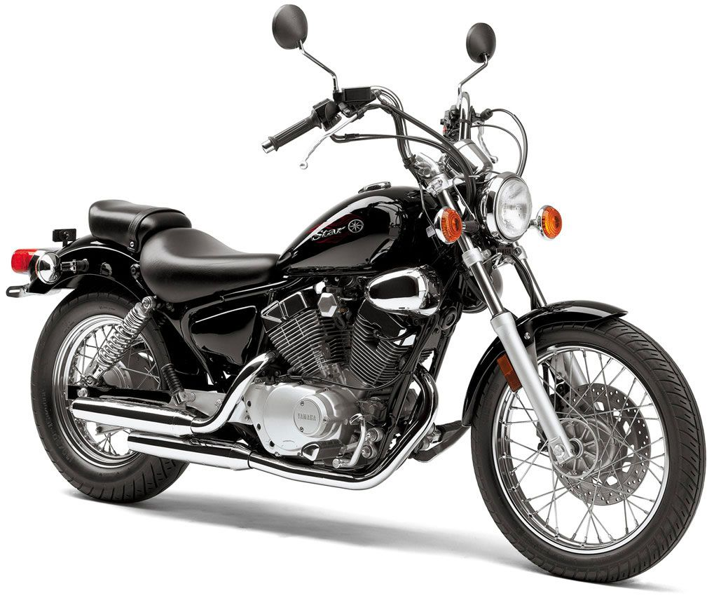 Yamaha V Star 250 Yamaha Virago Motos Motos Yamaha
