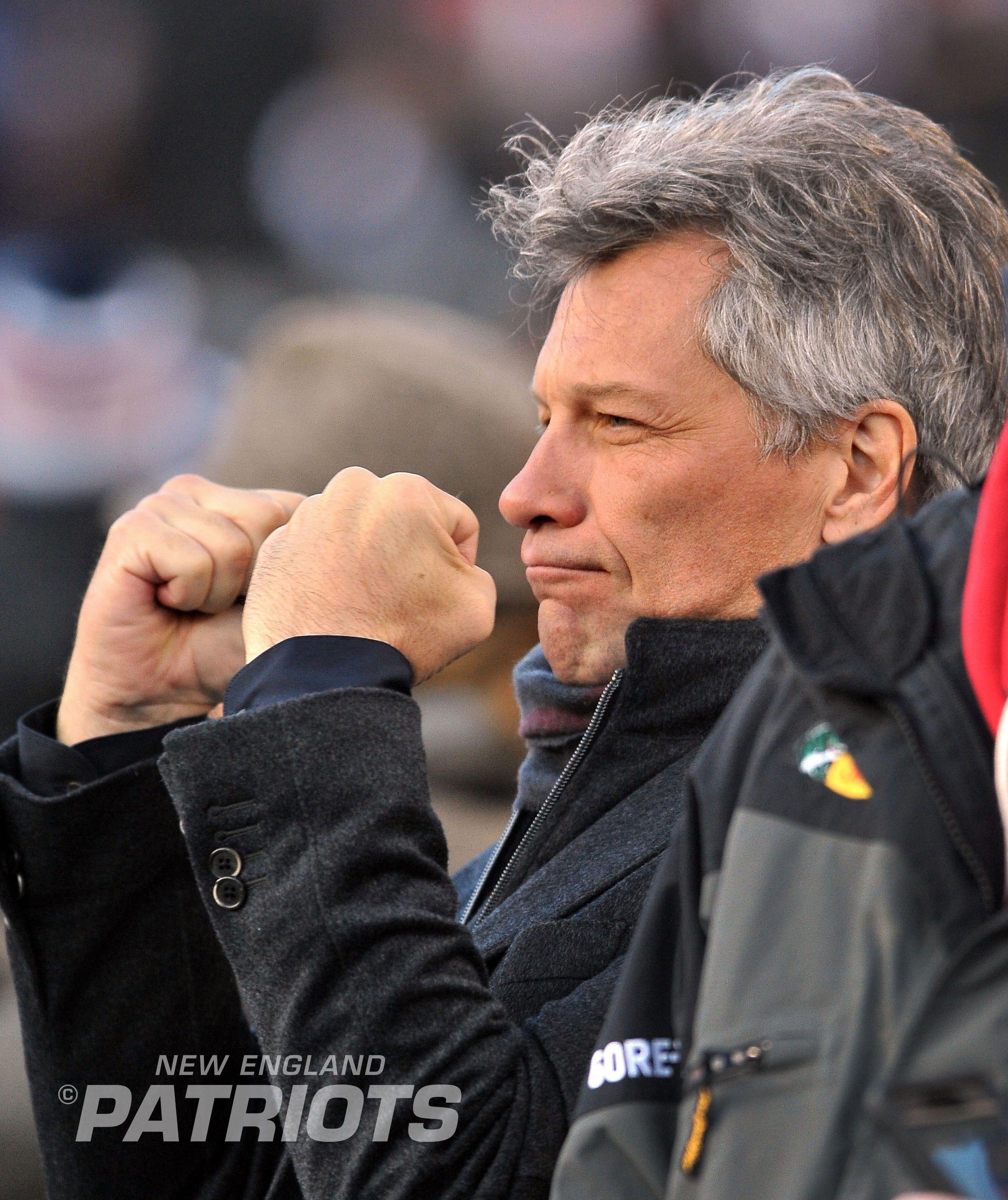 Nordstrom's Best and Brightest presented by CarMax: Patriots - Chiefs 1/16 | Jon Bon Jovi | Bon ...