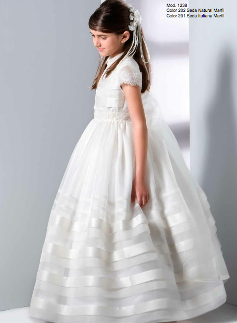 deb28fe2858 When only the best will do. Spanish Communion Dresses at Diana ...