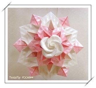 Origami modular flower tutorial origami flowers pinterest origami modular flower tutorial mightylinksfo