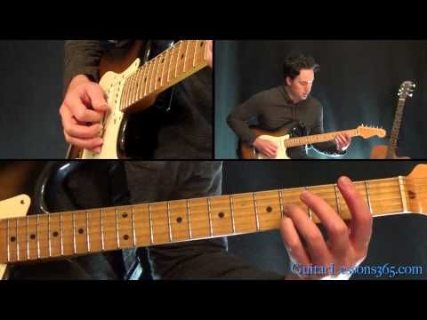 How To Play Immigrant Song Led Zeppelin Youtube Guitar