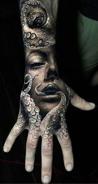 Silo Tattoos Incredible Body Art Masterpieces That Look: Amazing Tattoos Body Art Designs And Ideas Pictures
