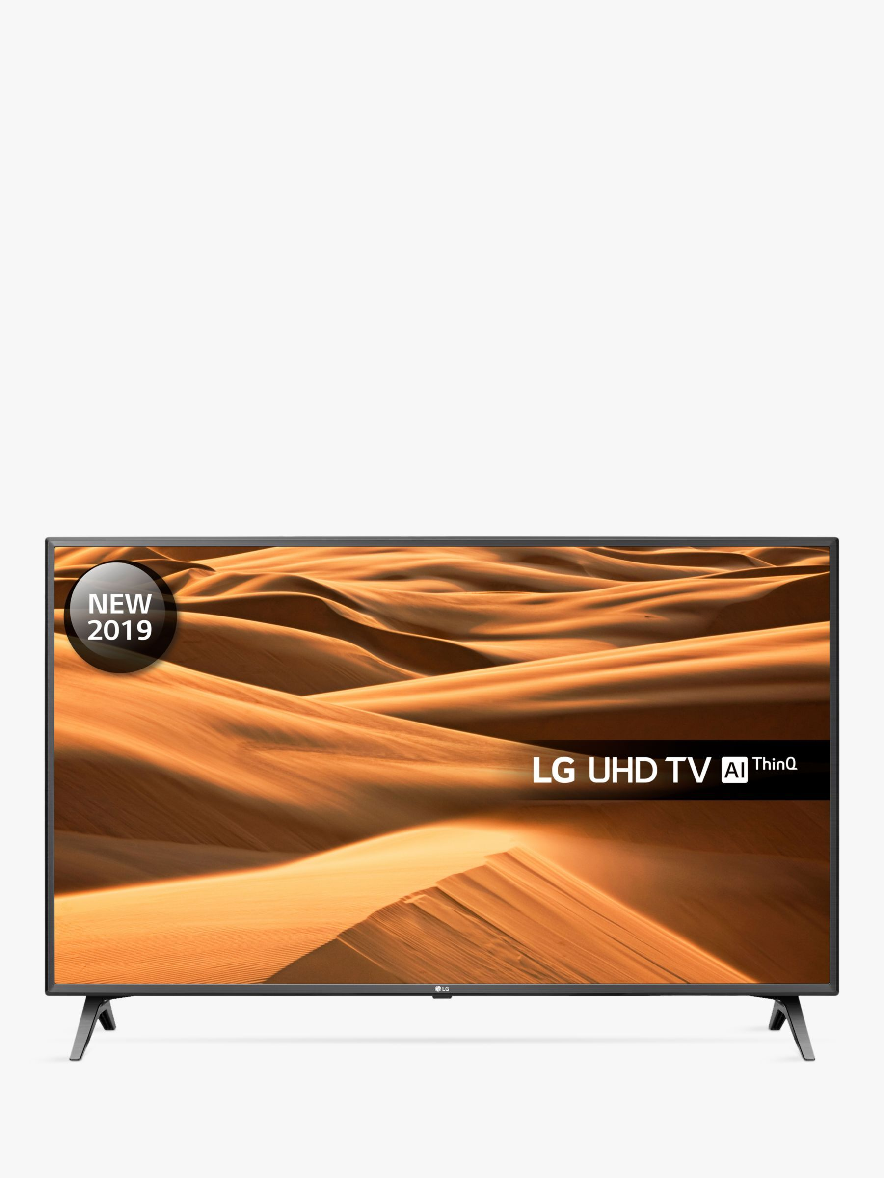 Lg 50um7500pla 2019 Led Hdr 4k Ultra Hd Smart Tv 50 With