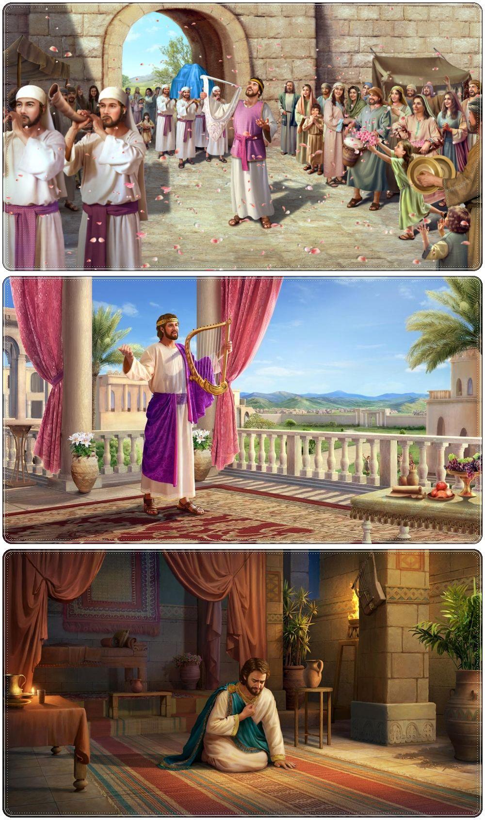 Over David Waarom David De Koning Van Israel Een Man Naar Gods Hart Was David Evangelie Koning
