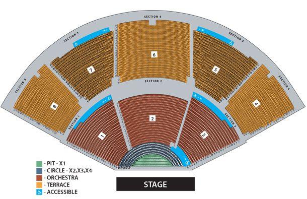 Pacific Amphitheatre Summer Concert Series Costa Mesa Ca Summer Concert Concert Series Concert