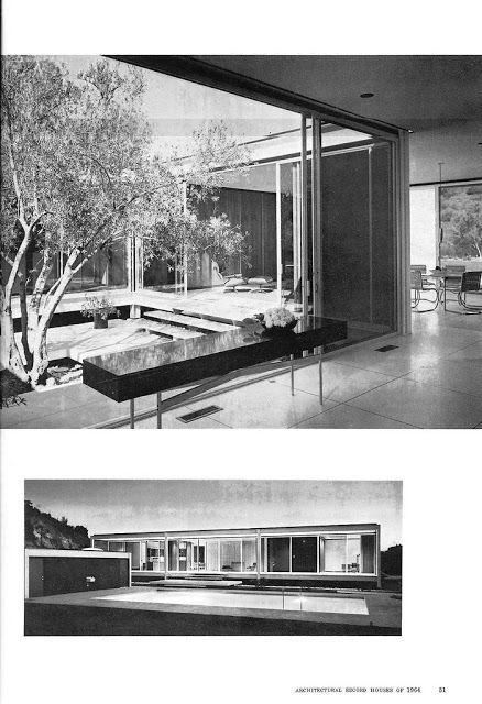 craig ellwood rosen house los angeles california 1961 1963