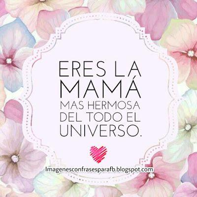 Feliz cumpleanos a la mama mas linda del mundo
