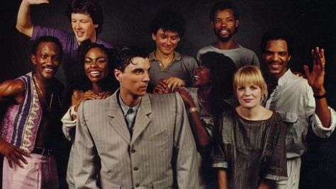 Talking Heads At Heatwave 1980 Talking Heads Pinterest