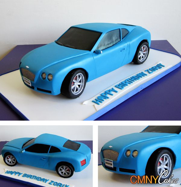 Bentley Continental Cake …   Projects to Try   Pinterest   Cake, Sculpted cakes and Birthday Cake