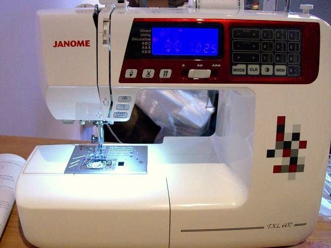 Review Of The Janome Txl607 Sewing Machine  Janome