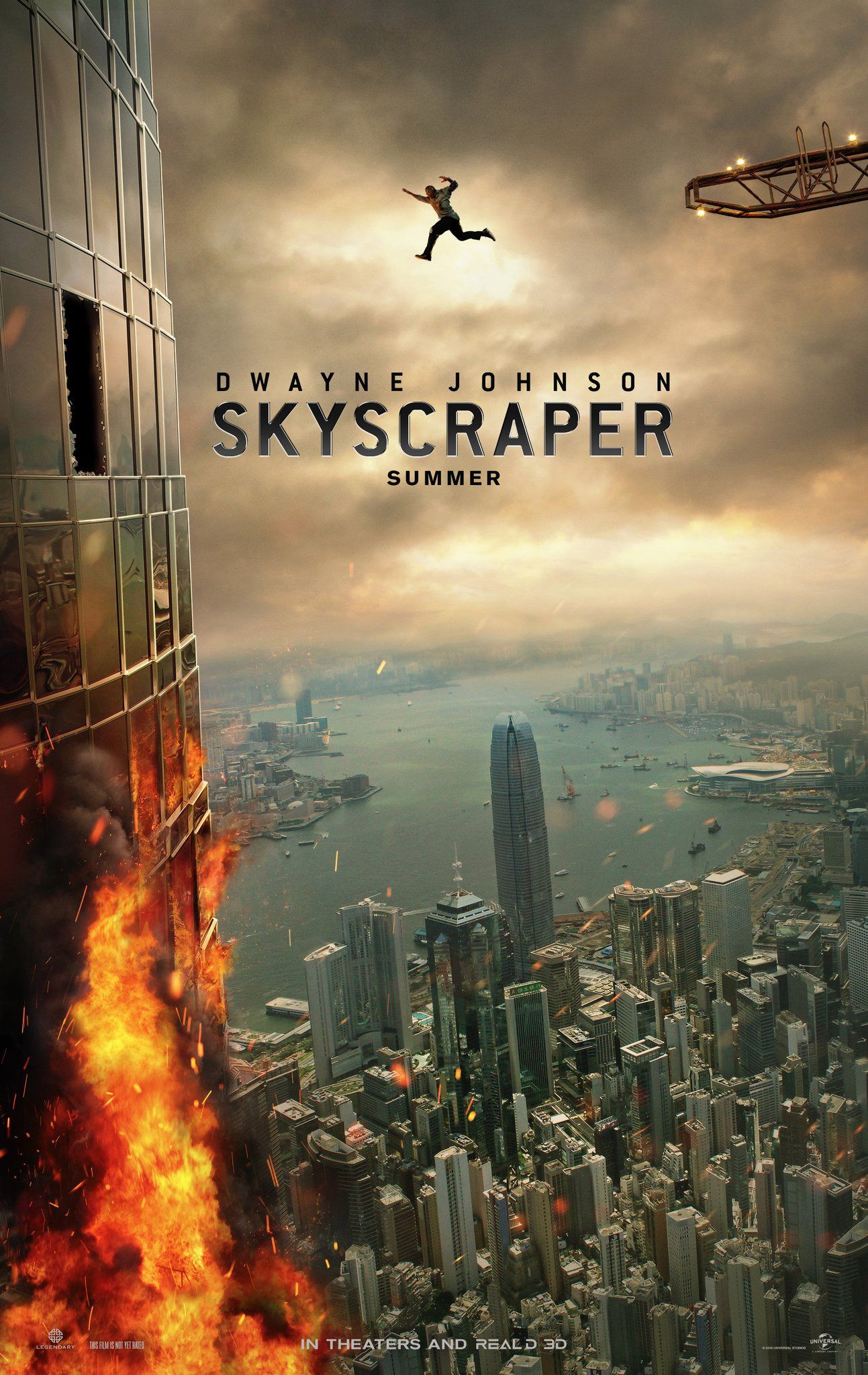 Skyscraper (2018) | Full movies online free, Streaming movies ...