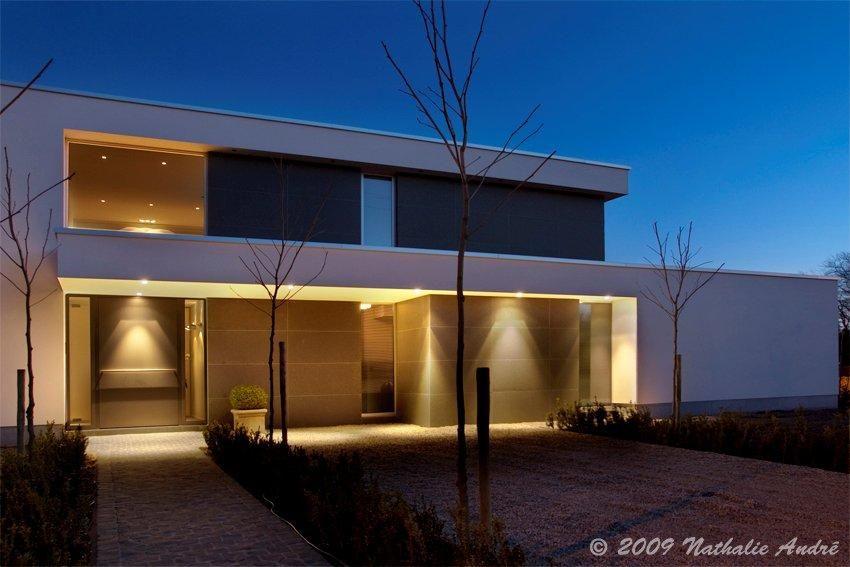 Modern huis exterieur op pinterest - Modern huis exterieur entree ...