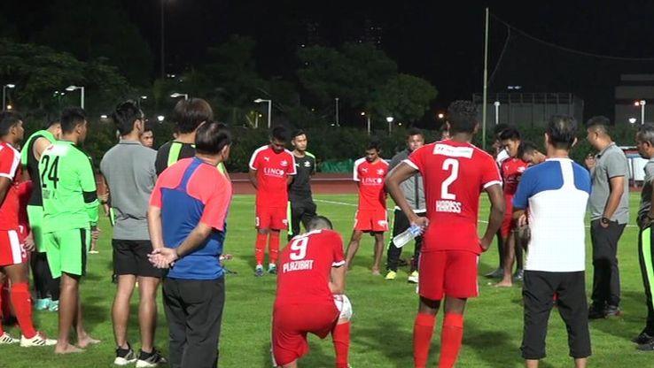 Singapore Midfielder Hariss Harun Named In Aff Team Of Year Midfielder Teams Latest Sports News