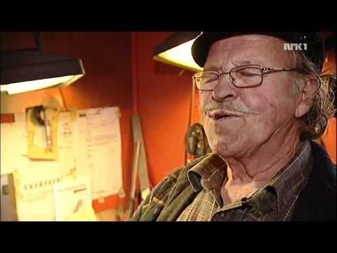 Bjørgulv Straume munnharpe player and maker - YouTube