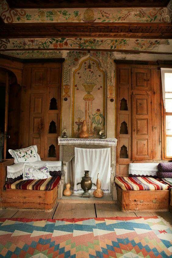 Турецкая деревня | Maison du monde | Pinterest | Turquie, Maison et ...