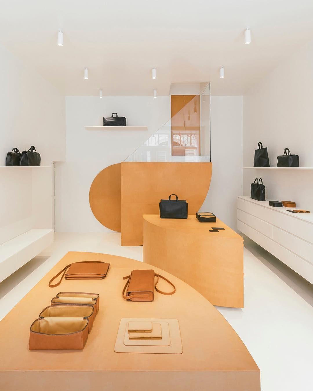 Isaac Reina by Bernard Dubois Paris, France #retaildesign   Retail design,  Interior design furniture, Retail interior