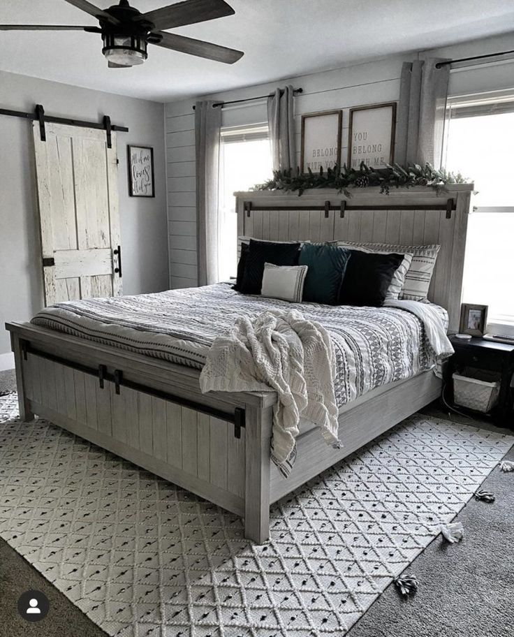 master bedroom makeover in 2020 farmhouse bedroom decor on modern farmhouse master bedroom ideas id=27592