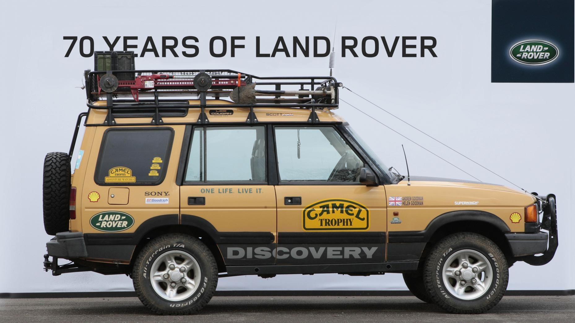 Photo of Here are some of Land Rover's wackiest and coolest 4x4s