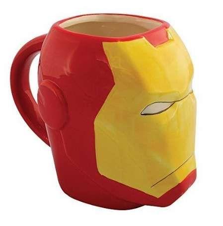 15. Iron Man Mug - Watching These Coffee Mugs Will Make You Buy One_15